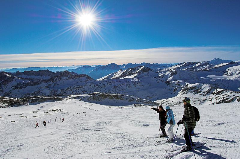 Mölltalský ledovec Foto: ©HT-NPR, D. Zupanc/KÄRNTEN WERBUNG, oficiální zdroj