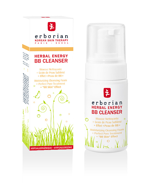 Erborian Herbal Energy BB Cleanser Foto: Marionnaud, oficiální zdroj