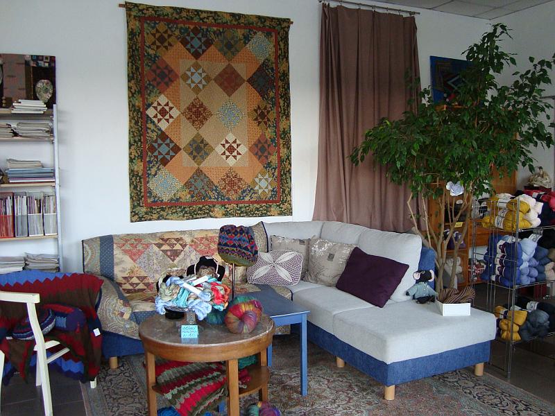 Interiér obchodu Štryk & Chic Foto: Štryk & Chic/PPM, oficiální zdroj