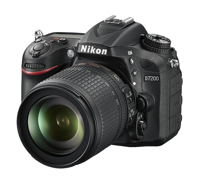 Digitální jednooká zrcadlovka formátu DX Nikon D7200 Foto: Nikon, oficiální zdroj