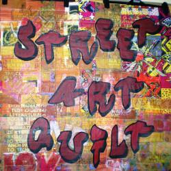 Kůže_Eva_Brabcova_Street_Art_Quilt