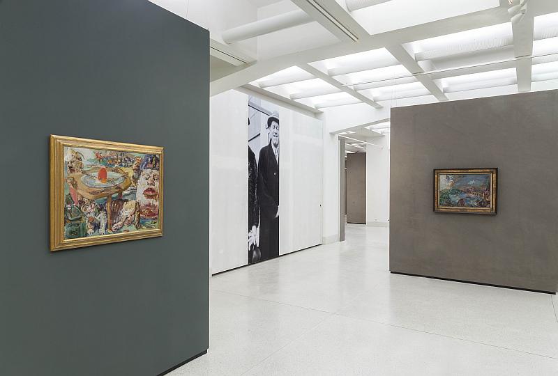 Výstava Oskar Kokoschka a Praha ve Veletržním paláci Foto: © 2015 Národní galerie v Praze, oficiální zdroj