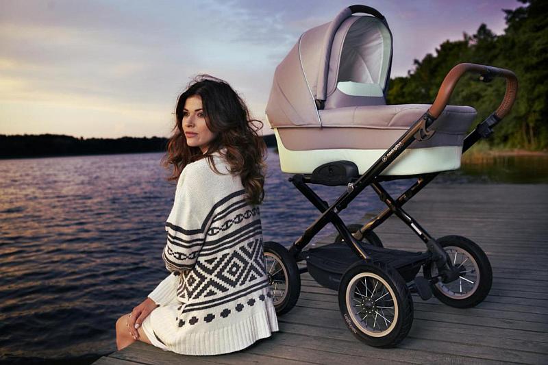 Konstrukce Corvet, prodává též firma Babypoint Foto: Navington/Babypoint, oficiální zdroj
