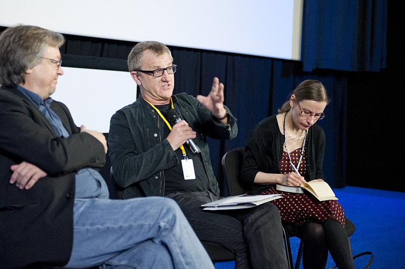 Hostem Febiofestu je i producent Mike Downey, který se zúčastnil i promítání a besedy k filmu<br /> Foto: MFF Praha - Febiofest, oficiální zdroj
