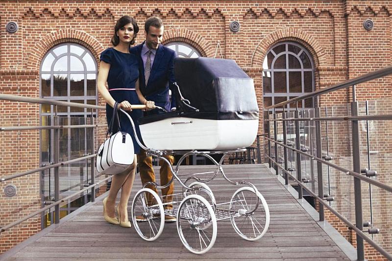 Hluboký kočárek Navington Contessa prodává též firma Babypoint Foto: Navington/Babypoint, oficiální zdroj