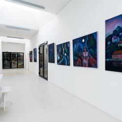 RoSa_komunitní centrum_výstava L.Macháčka