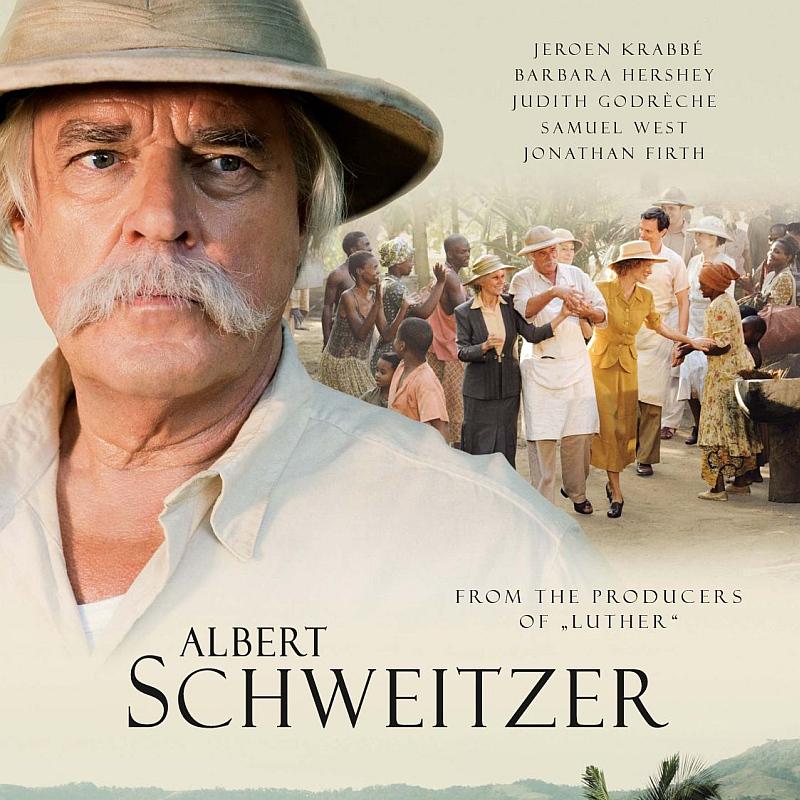 Febiofest: Albert Schweitzer. V hlavní roli se představuje nizozemský herec a režisér Jeroen Krabbé Foto: MFF Praha - Febiofest, oficiální zdroj