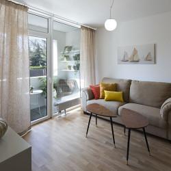 residence RoSa_byt_obývací část