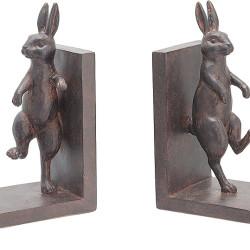 Cskarlin.cz_Sia-zarazka na knihy, kralik, vyska 20cm, delka 20 cm, cena 1.362 Kc