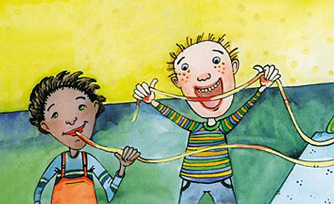 Kampaň Hledáme rodiče Oficiální zdroj: Hledáme rodiče