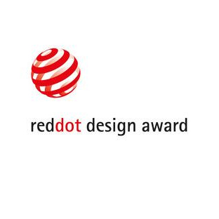 Logo Red Dot Design Awards Oficiální zdroj: Nikon