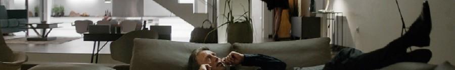 Mads Mikkelsen a Malin Buska ve filmu The Call Foto: BoConcept, oficiální zdroj