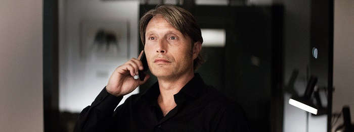 Mads Mikkelsen ve filmu The Call Foto: BoConcept, oficiální zdroj