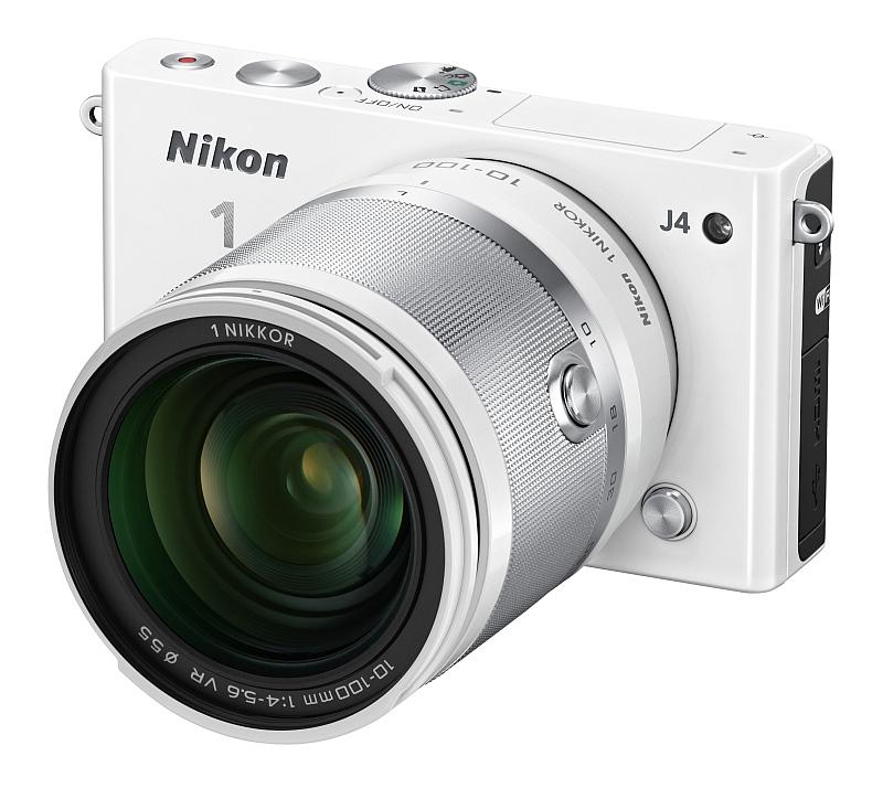 Nikon 1 J4 Foto: Nikon, oficiální zdroj