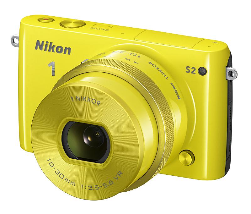Nikon 1 S2 Foto: Nikon, oficiální zdroj