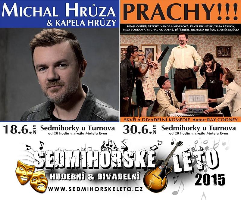 Sedmihorské léto 2015 - plakát Oficiální zdroj: Sedmihorské léto
