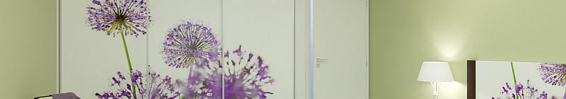 Uklidňující barvy jsou pro navození spánku neméně důležité Foto: Sleep Centrum, oficiální zdroj