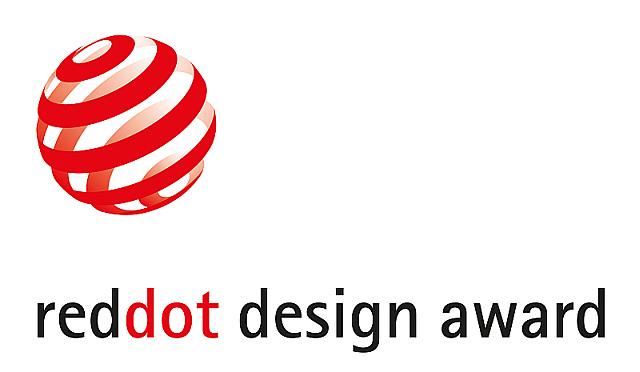 Logo Red Dot Design Awards  Oficiální zdroj: Nikon