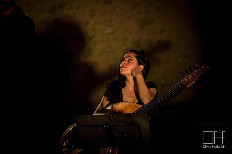 Letní slavnosti staré hudby: gambistka Lucile Boulanger Foto: Olivier Hoffschir/Collegium Marianum, oficiální zdroj