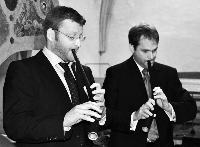 Letní slavnosti staré hudby: Les Cornets Noirs Foto: Collegium Marianum, oficiální zdroj