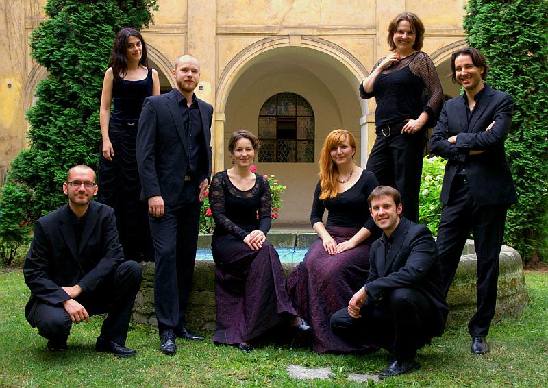 Letní slavnosti staré hudby: Maria - Cappella Mariana Foto: Collegium Marianum, oficiální zdroj