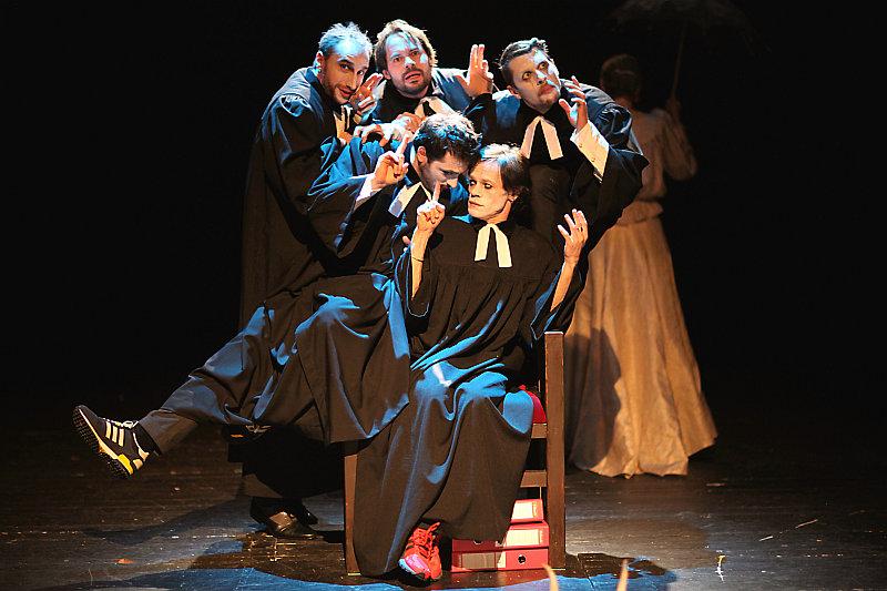 Divadelní Flora: Divadlo Aréna Bratislava - Rosmersholm Foto: Divadelní Flora, oficiální zdroj