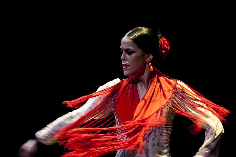 Hlavní protagonistka letošního festivalu Ibérica Patricia Guerrero Foto: Ibérica, oficiální zdroj