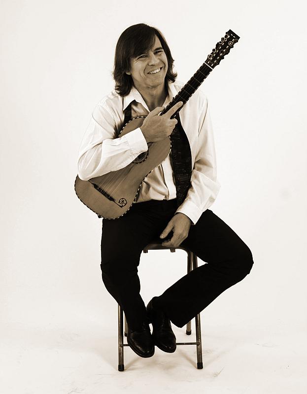 Letní slavnosti staré hudby: argentinský kytarista Quito Gato Foto: Collegium Marianum, oficiální zdroj