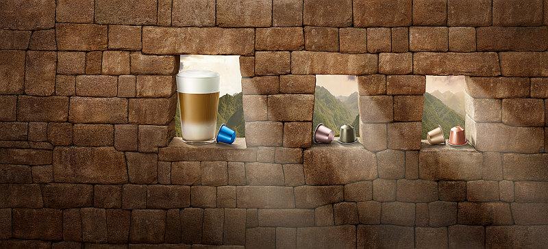 Kávu Perú Secreto poznáte podle modrých kapslí Foto: Nespresso, oficiální zdroj
