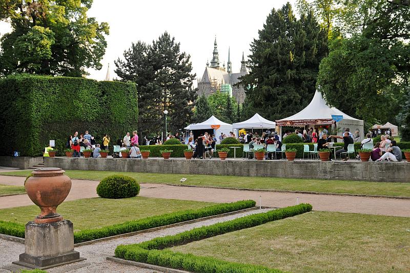 Prague Food Festival se bude konat opět na Pražském hradě Foto: PFF, oficiální zdroj