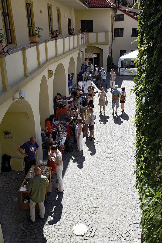 Festival čaje ČAJOMÍR FIRST FLUSH Foto: Národní muzeum, oficiální zdroj