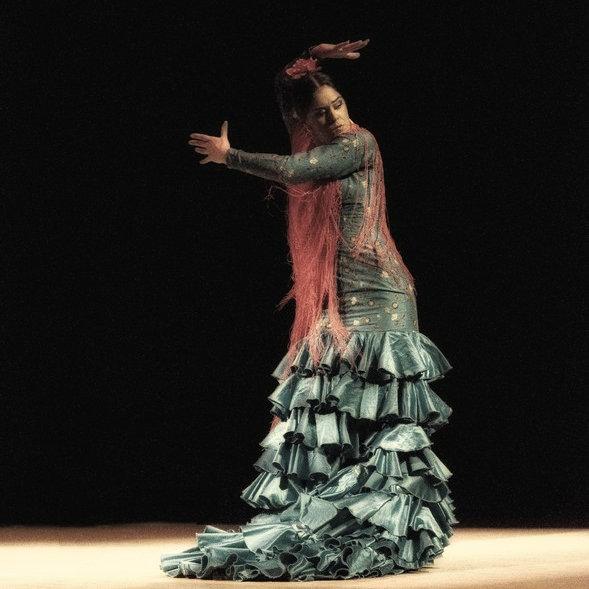Ibérica 2015: tanečnice flamenka Patricia Guerrero Foto: Ibérica, oficiální zdroj