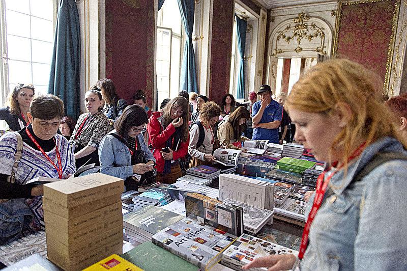 PQ´15: Knihkupectví Foto: Jerzy Gurawsk/PQ, oficiální zdroj