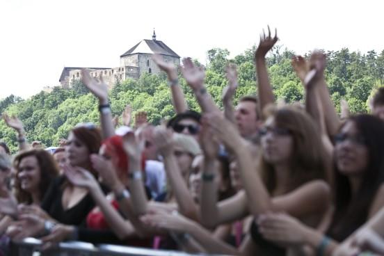 Festival Hrady CZ: Loňská atmosféra na Točníku Foto: Hrady CZ, oficiální zdroj