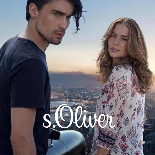Nové letní vůně s.Oliver OUTSTANDING men a women Foto: s.Oliver, oficiální zdroj