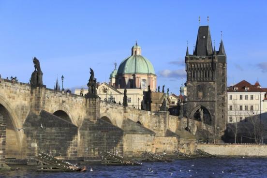 Staroměstská mostecká věž Foto: Jan Vrabec/MHMP, oficiální zdroj