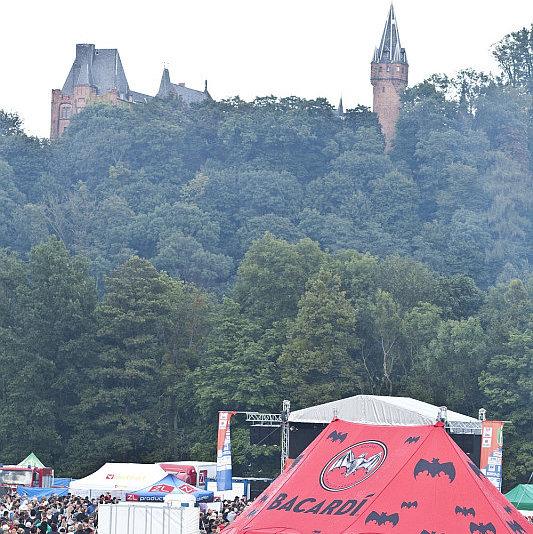 Festival Hrady CZ aktuálně na Bouzově Foto: HRADY CZ, oficiální zdroj