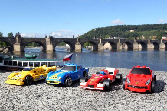 Shell V-Power LEGO® Collection  Foto: Shell Czech Republic, oficiální zdroj