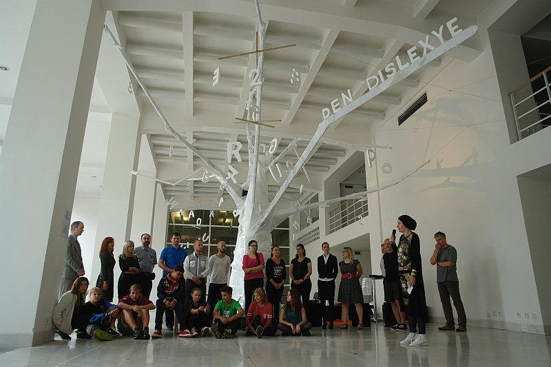 Veletržní palác se opět stane dějištěm Dne dyslexie Foto: DYS, oficiální zdroj