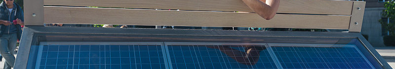 Lavička Capa City Foto: Full Capacity, oficiální zdroj