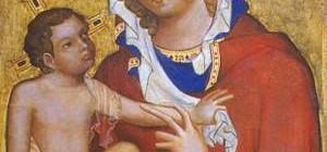 Madona z Veveří Zdroj: Wikipedie