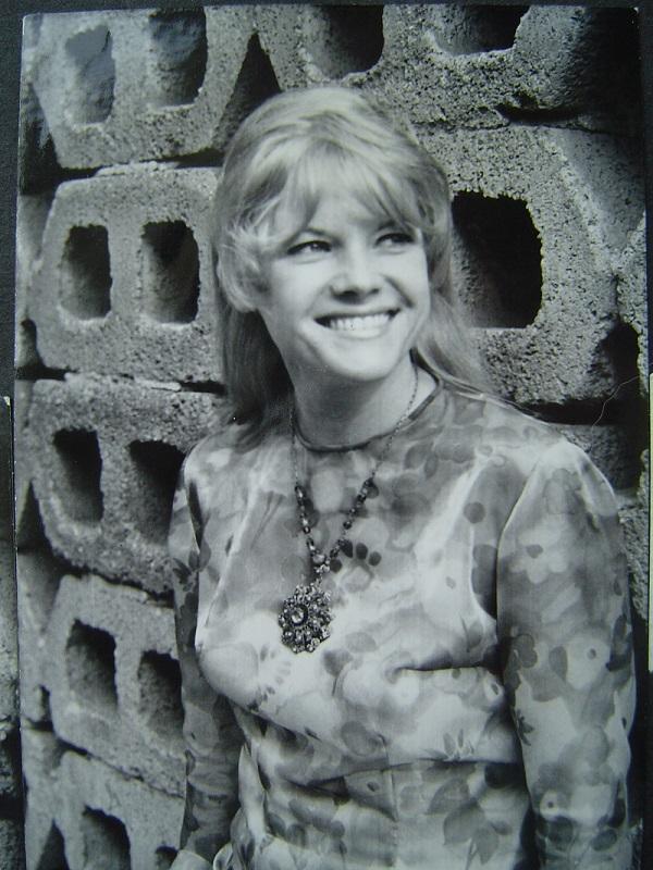 Eva Pilarová na snímku z 60. let Foto: Emurfilm Production, oficiální zdroj
