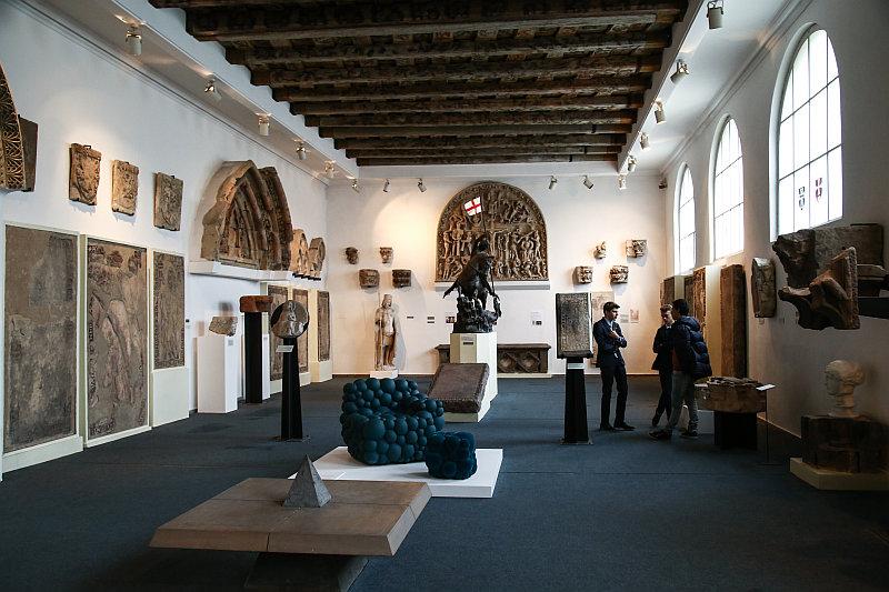 Designblok 2015 - Art House v Lapidáriu Národního muzea Foto: Designblok, oficiální zdroj