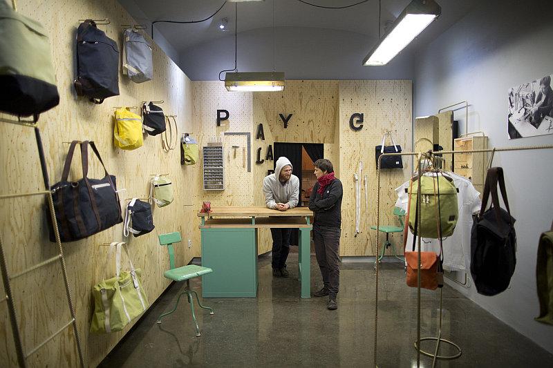 Showroom PLAYBAG Foto:  PLAYBAG, oficiální zdroj