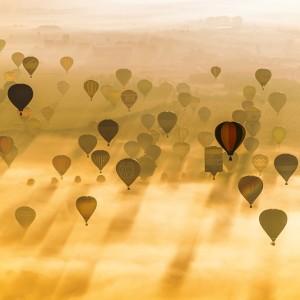 Lorraine Mondial Air Balloon, horkovzdun baln, festival