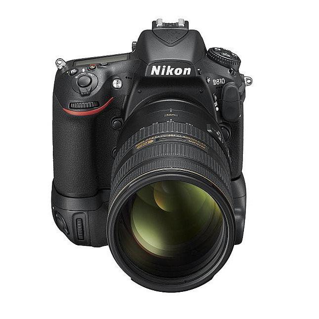 Fotoaparát Nikon D810 Foto: Nikon, oficiální zdroj