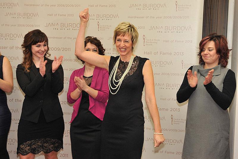 Proměny: Vítězka hlasování Foto: KS Jana Burdová, oficiální zdroj