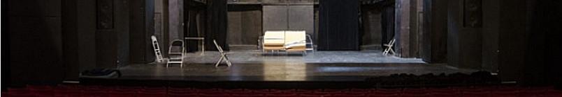 Prázdné sály - Noční můra ředitelů a souborů divadel i diváků Foto: Divadlo Komedie, oficiální zdroj