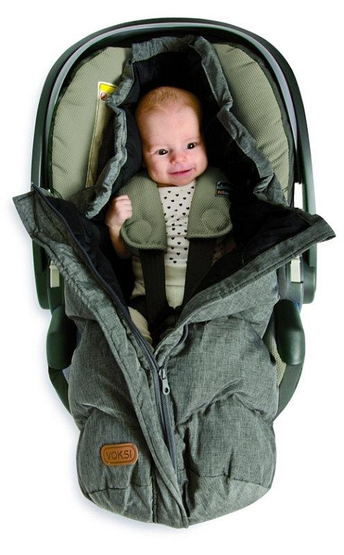 fusak Voksi® Move Foto: Babypoint. oficiální zdroj