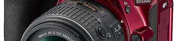 Nikon D5500 Foto: Nikon, oficiální zdroj